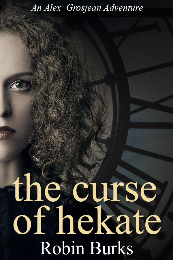 The Curse of Hekate Cover Reveal