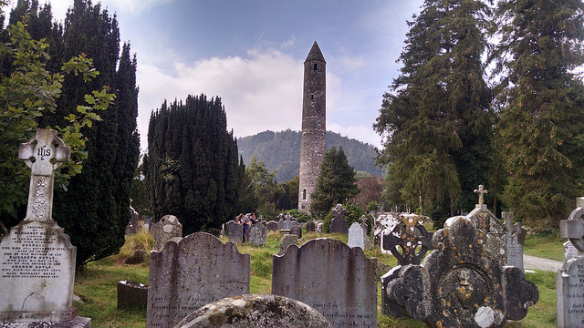 Glendalough Monastery and Cemetery