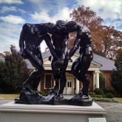 Rodin's The Three Shades
