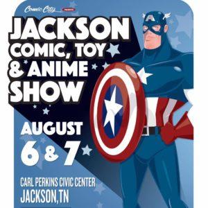 Jackson Comic, Toy & Anime Show
