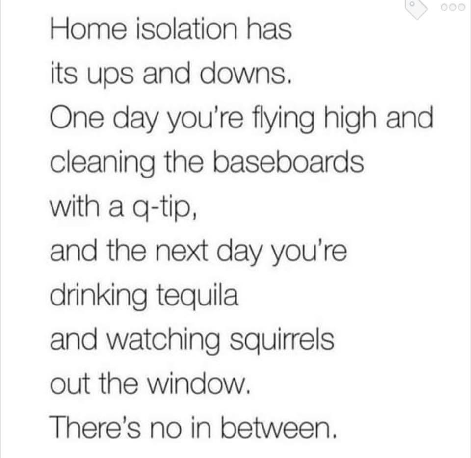 Isolation meme